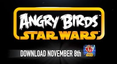 Angry Birds Star Wars disponible el 8 de noviembre