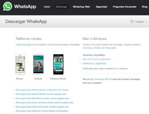 WhatsApp, chat, Telegram, WeChat, Skype